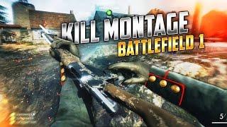 Battlefield 1 Mini Kill Montage