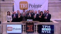 TRI Pointe Homes Lists IPO on the NYSE