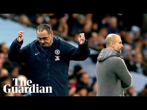 'I'm always at risk' of being sacked by Chelsea, says Sarri after humiliation at Man City Mp3