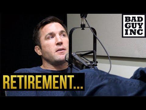 Unless your name is Daniel Cormier, quit talking about retirement…