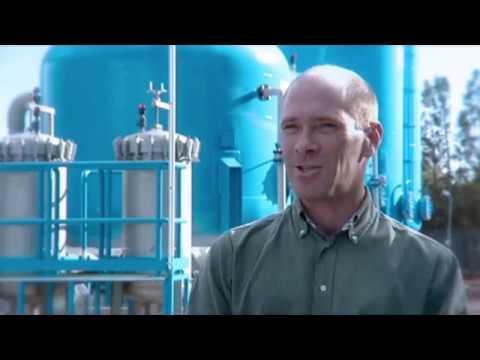 Fluence brackish water desalination plant in Cyprus, Garillis