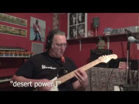 dave stafford - desert power I (HD)