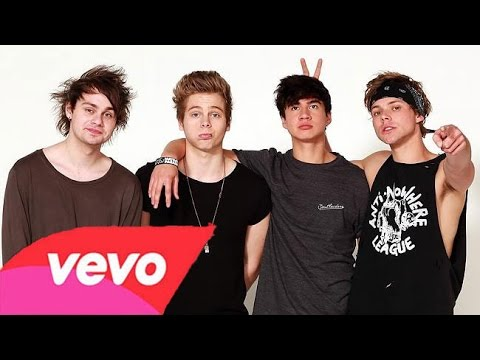 Heartache On The Big Screen - 5 Seconds of Summer Official Lyric Video