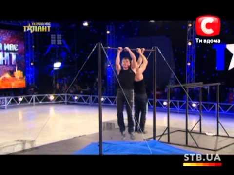 Видео: Богдан и Дмитрий Украна ма талант-5 Кастинг в Днепропетровске
