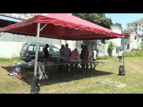 GURDWARA SAHIB KLANG KABBADI CUP SPORTS CLUB PRG - ON THE FIELD PART 1