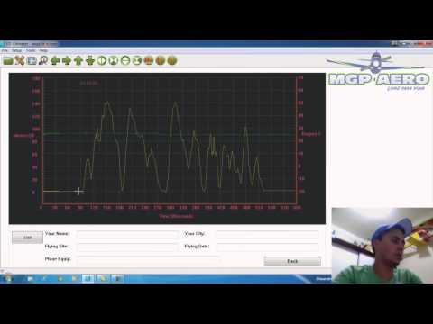MGP AERO - Como usar o Altímetro HK (FDA Altimeter)