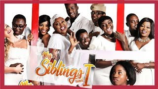MY SIBLINGS AND I | AFRICA MAGIC COMEDY SERIES | REACTION