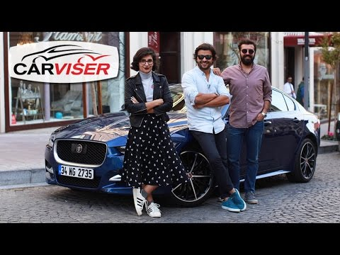 Jaguar XE - Carviser Team Test