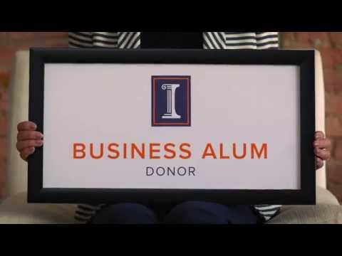 College of Business - #IAmIllinoisBusiness