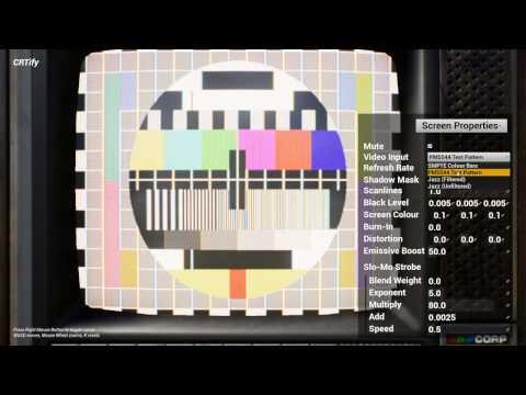 CRTify - The Retro Display Hardware Generator