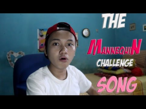 THE MANNEQUIN CHALLENGE SONG - CHANDRALIOW (ABSURD REACTION!!!)