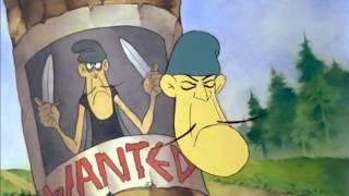 Quark kortfilm (1987) Dansk tale.
