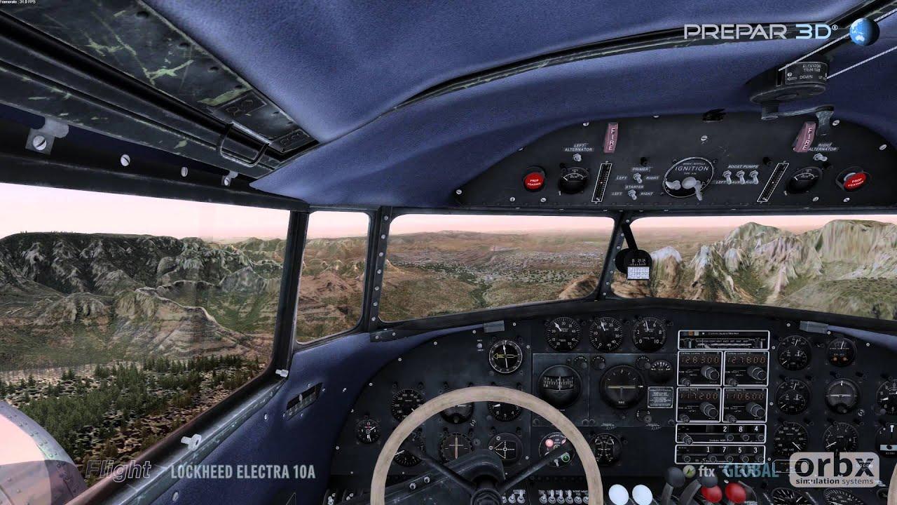 Prepar3D V3 - Start Guide + Compatible Addons | Flight Sim