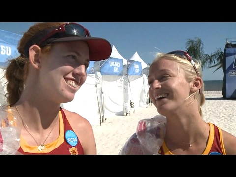 2017 NCAA Beach Volleyball Championships: USC
