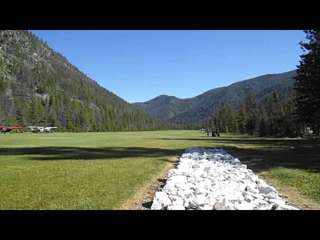 Johnson Creek Mid Air