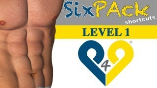 4 weeks Six Pack Abs workout - Level 1(Six Pack Abs Workout is designed on the basis of