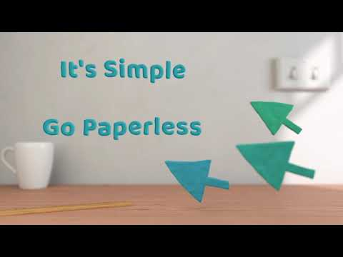 Go Paperless- Digitalisation And Digital Transformation Using Mobile Devices