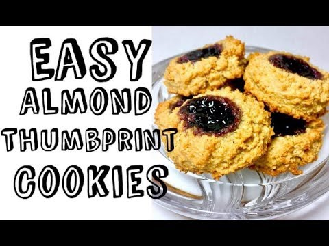 easy-vegan-gluten-free-almond-cookies-recipe-|-vegan-gluten-free-desserts-recipes
