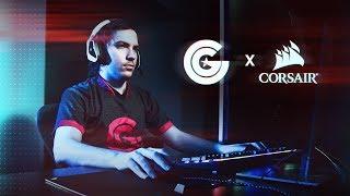 Video NEW PARTNER | Clutch Gaming x Corsair download MP3, 3GP, MP4, WEBM, AVI, FLV Juni 2018