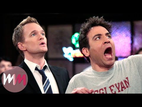 Top 10 Best Friendship Moments on How I Met Your Mother