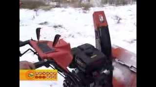 видео Как выбрать снегоуборочную технику для дачного участка