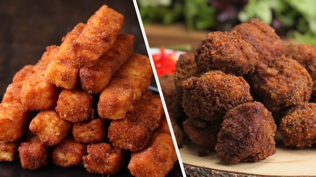 Download Delicious Deep Fried Snack Recipes