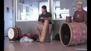 Tahitian Drumming: Tamali'is Practice