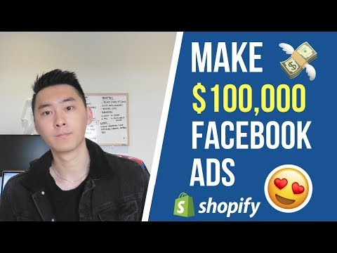 (STEP-BY-STEP) How To Make $100,000 Facebook Video Ads | Shopify Dropshipping 2019 thumbnail