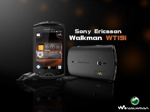 Sony ericsson wt19i прошивка