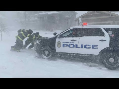 South Metro Vlog 7 - Blizzard Response