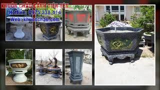 Giới thiệu khuôn chậu cảnh Tiên Yên - khuonchau.com
