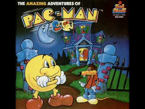 The Amazing Adventures Of Pac-Man - Take The Fruit And Scoot