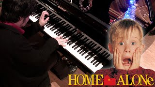 Home Alone : Main Theme - Somewhere in my memory - Virtuosic Piano Solo | Léiki Uëda