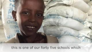 Ethiopia drought - school feeding