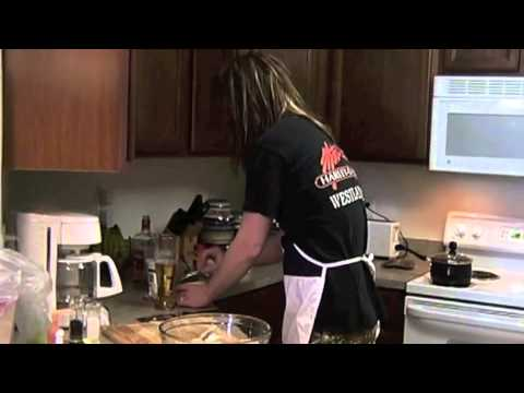 Cooking with Johnny