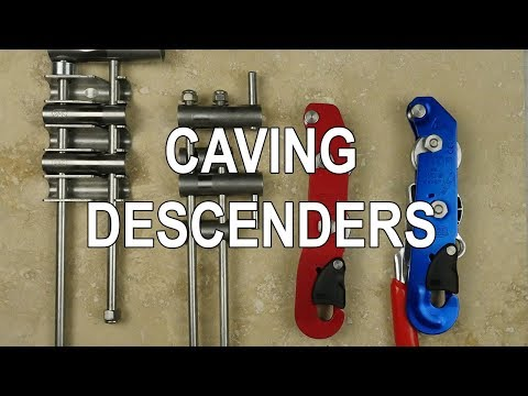 Caving Descenders - Overview And Principles