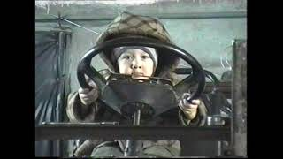 Делаем самодельный трактор ,двигатель пускач.
