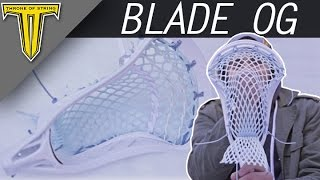 LACE UP: @Warrior Blade OG with Privateer Pocket | Tutorial