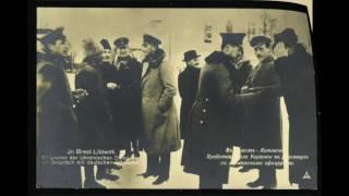 Мирные переговоры  в Брест-Литовске / Peace talks In Brest-Litovsk : 1917-1918