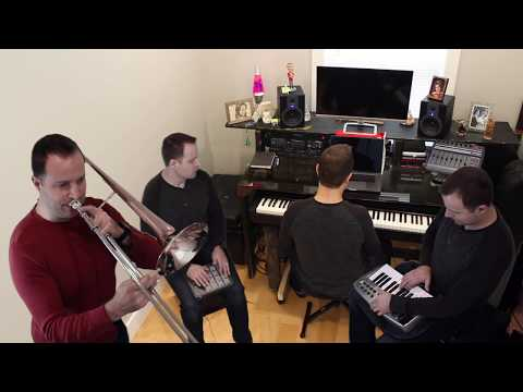 O Come O Come Emmanuel - Jim Lutz - Trombones, Euphoniums, Bass, Keyboard and Percussion multitrack