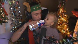 Tyler's christmas party stream - Best moments (Twenty One Pilots)