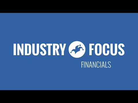 Financials: The Greatest Bank Business Model Out There *** INDUSTRY FOCUS ***