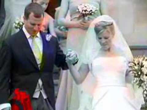 Queen's Eldest Grandson Weds at Windsor Castle