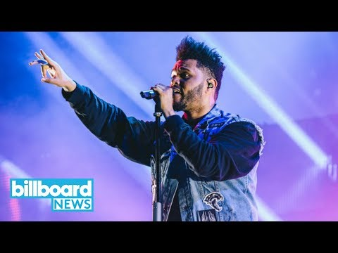 The Weeknd Shares Cover of R. Kelly's 'Down Low' | Billboard News