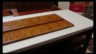 Quilt Table / Sewing Table - Part 2 Of 2