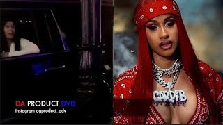 Cardi B Leave L.A Pull Up On Opp In Ny Sending Death Threats To Offset..DA PRODUCT DVD