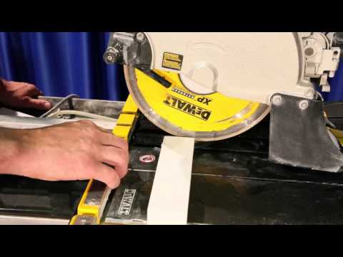 Diamond Blade Tips & Troubleshooting - United Diamond Tools