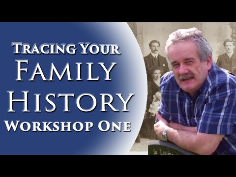 Family History Workshop 1 of 10