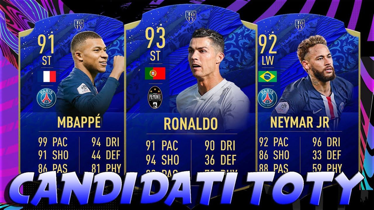 CANDIDATI TOTY ESCONO O NON ESCONO? CRASH MERCATO TOTY! COMPRAVENDITA FIFA 21
