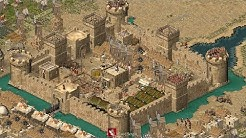 Stronghold Crusader Multiplayer - NEVER SURRENDER w/ Subscribers | Deathmatch [1080p/HD]